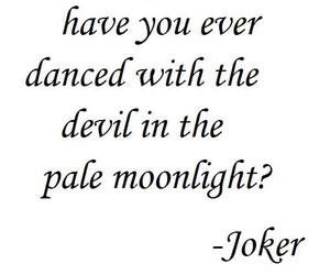 dance, joker, and pale image