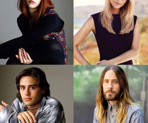 30 seconds to mars, angela chase, and jordan catalano image