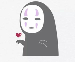 faceless, Kaonashi, and el viaje de chihiro image
