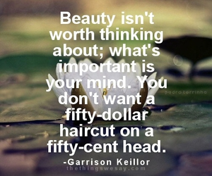 beauty, quotes, and intelligence image