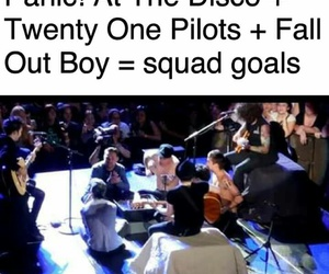 Fall Out Boy And Twenty One Pilots Image