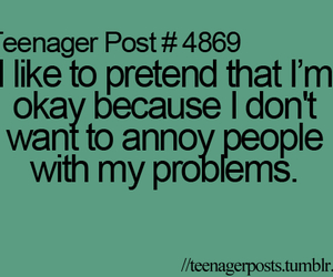 post, problems, and teenagerposts image