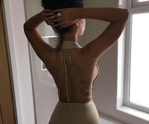 bodysuit, outfit, and playsuit image
