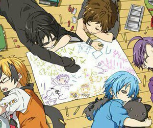 anime, sleep, and servamp image