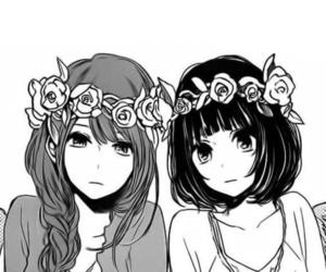 anime, manga, and friends image