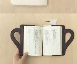 book, diy, and tea image