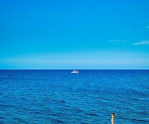 azul, belleza, and cielo image