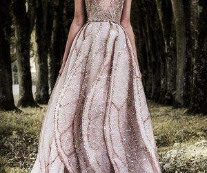 dress, gown, and paolo sebastian image
