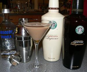 vodka and starbucks image