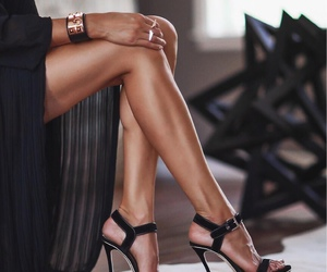 black, classic, and classy image