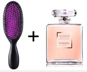 perfume, diy, and hair image