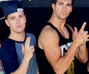 james maslow, logan henderson, and big time rush image