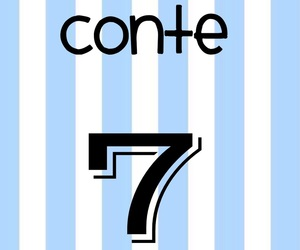 7, conte, and volleyball image