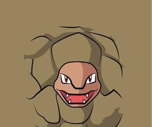 wallpaper, pokemon, and golem image