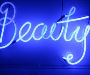 beauty, blue, and light image