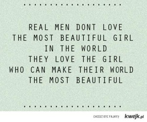 love, quotes, and men image
