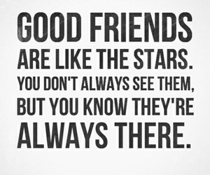 stars, friends, and good image
