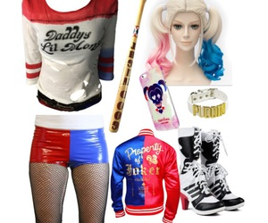 fashion, harley, and Queen image