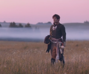 war and peace, james norton, and andrei bolkonsky image