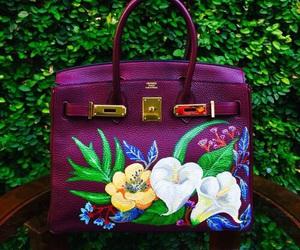 handbag and hermes image