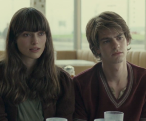 keira knightley, movie, and andrew garfield image