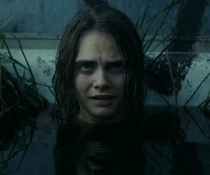 cara delevingne, enchantress, and suicide squad image