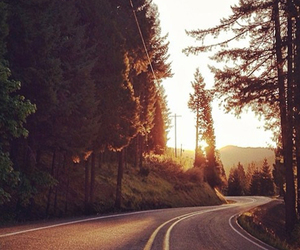 beautiful and road image