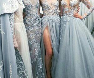 blue, glamour, and cinderela image