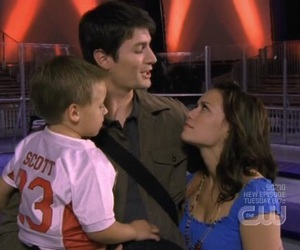 nathan scott, haley james, and naley image