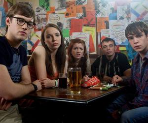 my mad fat diary, finn, and Archie image