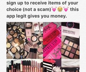 bad girls, beauty, and Earn Money image