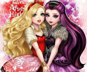ever after high and everafterhigh image