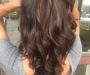 beauty, chic, and curly image