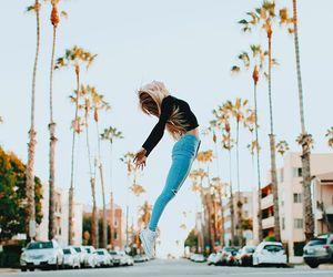 girl, eva, and california image
