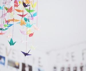 kawaii and origami image