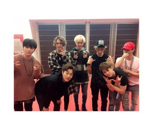 beast, hyunseung, and カイ image