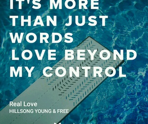 real love, hillsong young and free, and musicmatch image