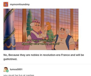 disney, france, and funny image
