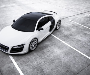 audi, Motor, and r8 image