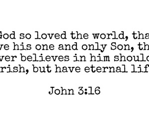 bible, god, and God is Love image
