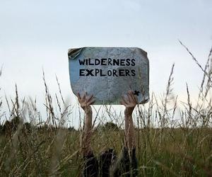 explore, wilderness, and adventure image