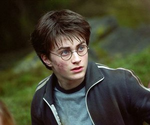 harry potter, daniel radcliffe, and magic image