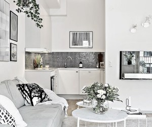 interior design and simplicity image