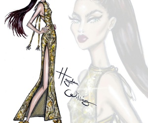 hayden williams, art, and gold image
