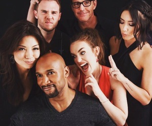 Marvel and agents of shield image