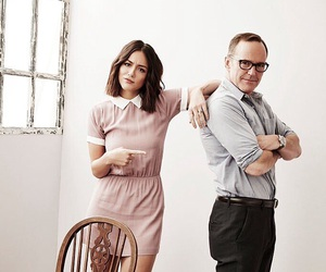 Marvel, clark gregg, and agents of shield image