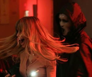 killer, scream, and carlson young image