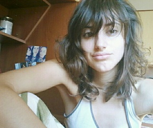 model, albanian girl, and steffy argelich image