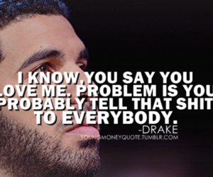 boy, truth, and Drake image