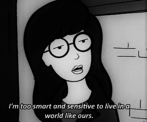 Daria, quotes, and smart image